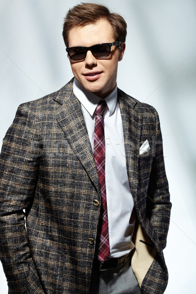 Male fashion Stock photo © pressmaster