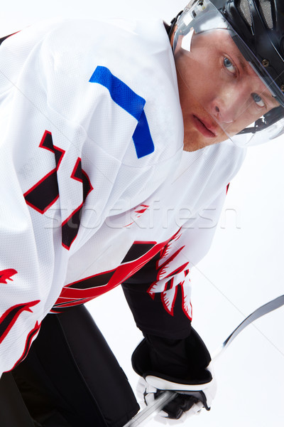Close-up of player Stock photo © pressmaster