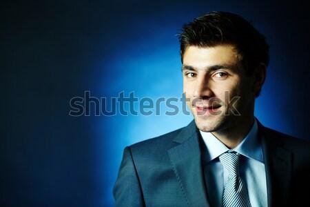 Cheerful businessman  Stock photo © pressmaster
