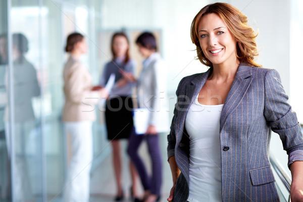 Positive look Stock photo © pressmaster
