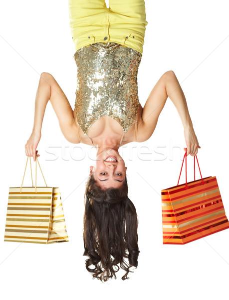 Shopper Stock photo © pressmaster