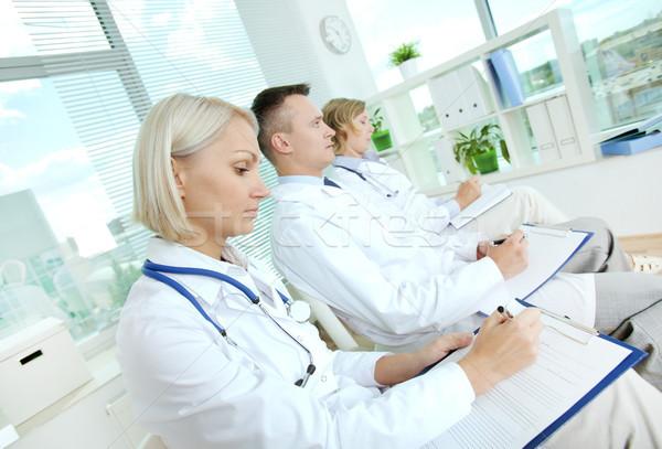 Medical conference Stock photo © pressmaster