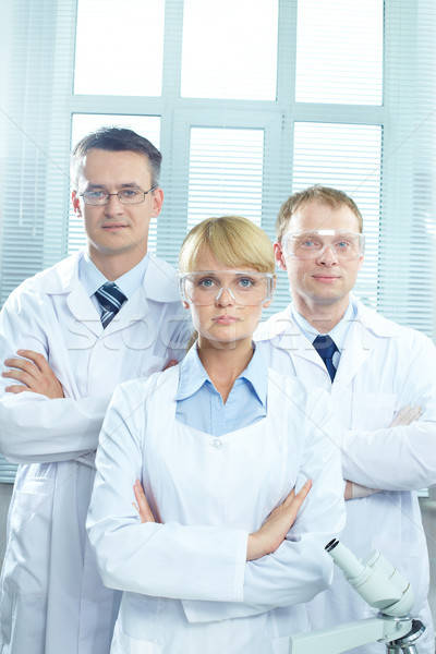 Medical team  Stock photo © pressmaster