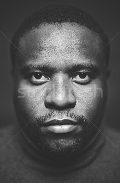 男 画像 見える カメラ 肖像 ストックフォト © pressmaster