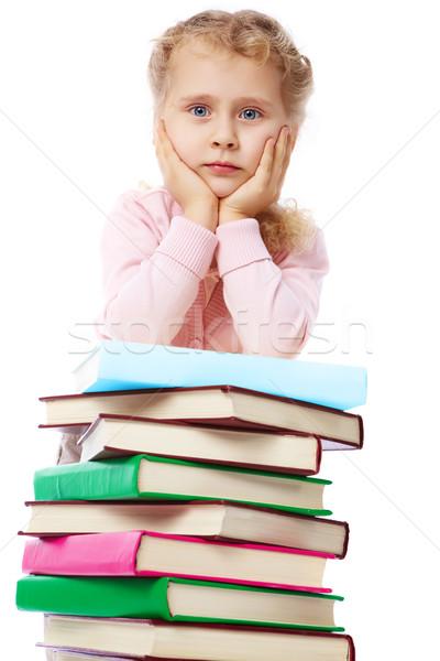 Inquisitive girl  Stock photo © pressmaster
