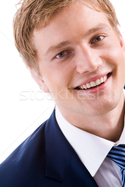 Handsome man Stock photo © pressmaster