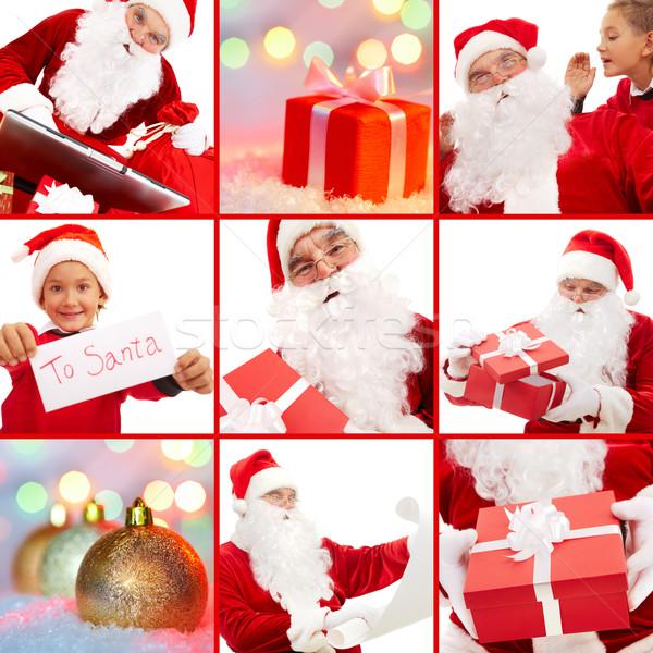 Before Christmas Stock photo © pressmaster