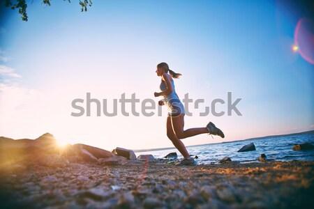 начало новых день фото работает Сток-фото © pressmaster