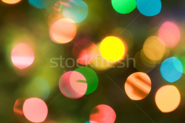 Glittering lights Stock photo © pressmaster