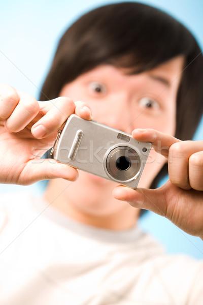 Great shot! Stock photo © pressmaster