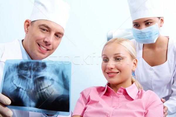 X-ray photography Stock photo © pressmaster