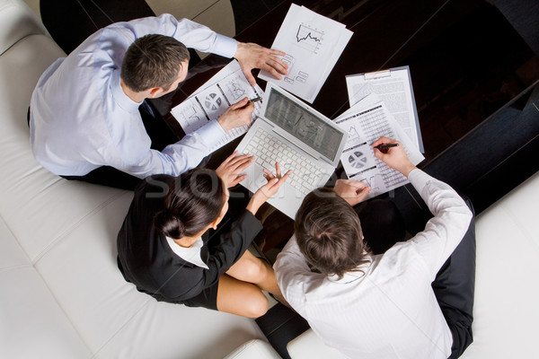 Brainstorming Stock photo © pressmaster