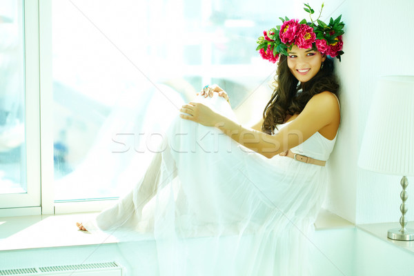 Greek goddess Stock photo © pressmaster