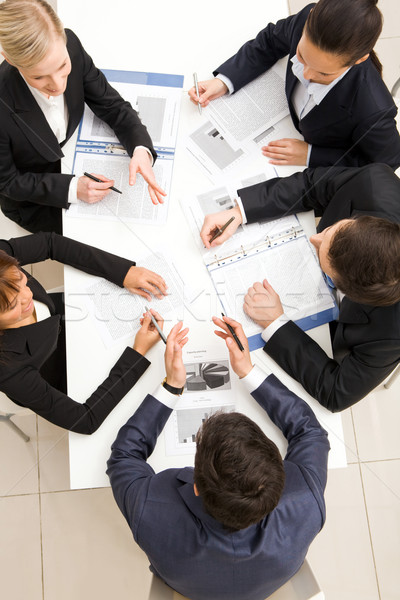 Planning Stock photo © pressmaster