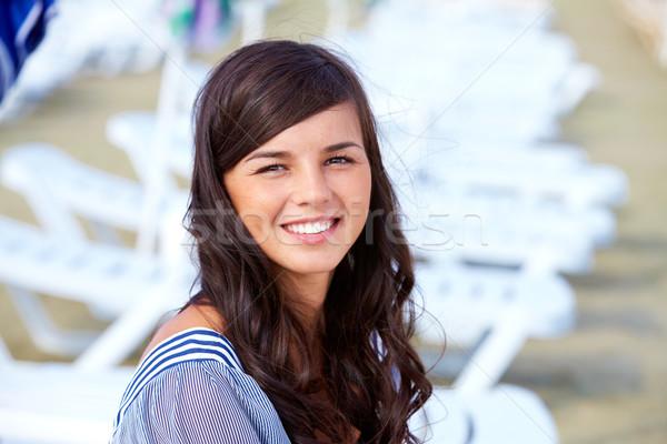 Pretty miss Stock photo © pressmaster