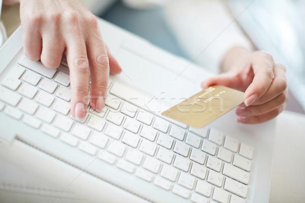 Buying online Stock photo © pressmaster