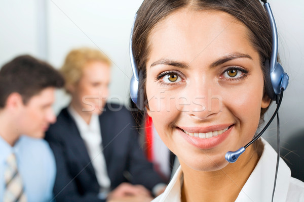 Portrait of business woman Stock photo © pressmaster