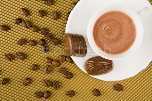 Cappuccino Stock photo © pressmaster