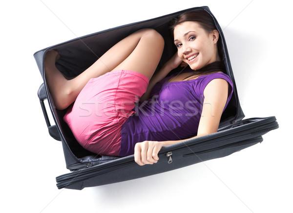 Happy vacation     Stock photo © pressmaster