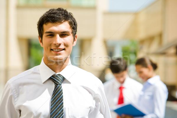Male leader Stock photo © pressmaster