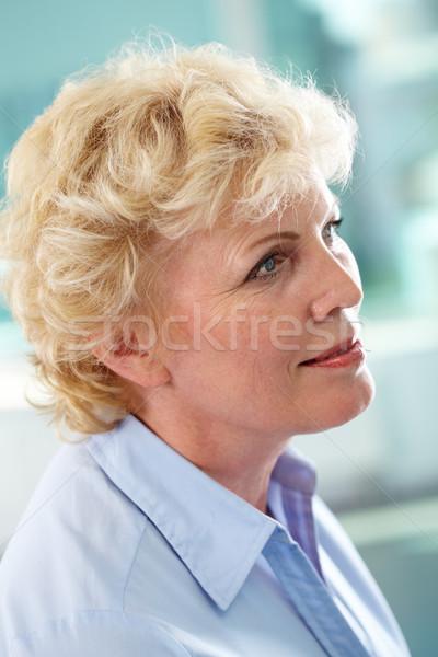 łaskawy kobiet portret kobieta Zdjęcia stock © pressmaster