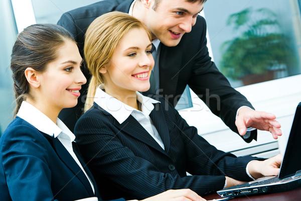 Stock photo: Teamwork