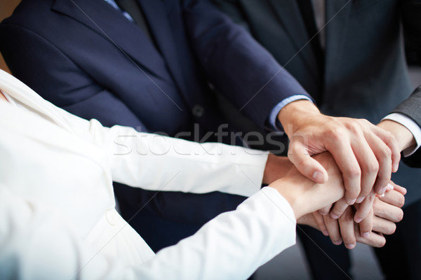 Business unity Stock photo © pressmaster