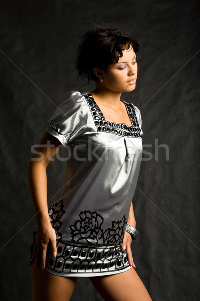 Charming lady Stock photo © pressmaster