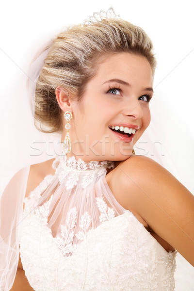 Stock photo: Coquette