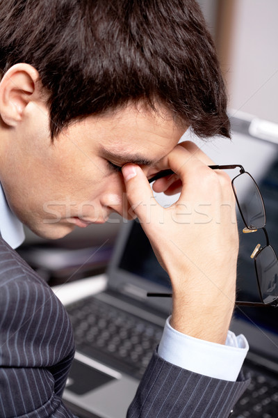 Tiredness Stock photo © pressmaster