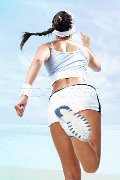 Jogging  Stock photo © pressmaster