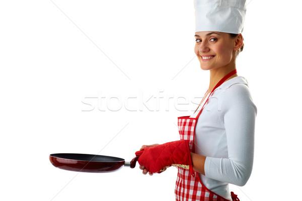 I like frying Stock photo © pressmaster