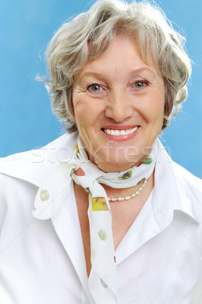 Female on retirement  Stock photo © pressmaster