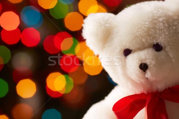Stuffed bear Stock photo © pressmaster