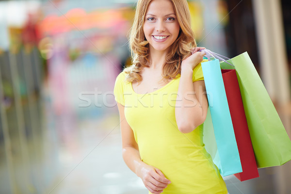 After shopping Stock photo © pressmaster