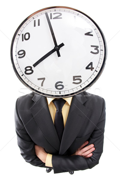 Business time  Stock photo © pressmaster