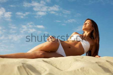 Relaxing woman  Stock photo © pressmaster
