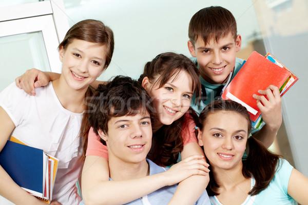 High school students  Stock photo © pressmaster