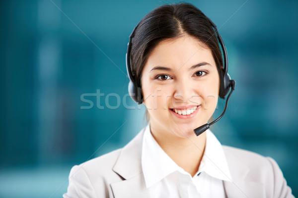 Support service Stock photo © pressmaster