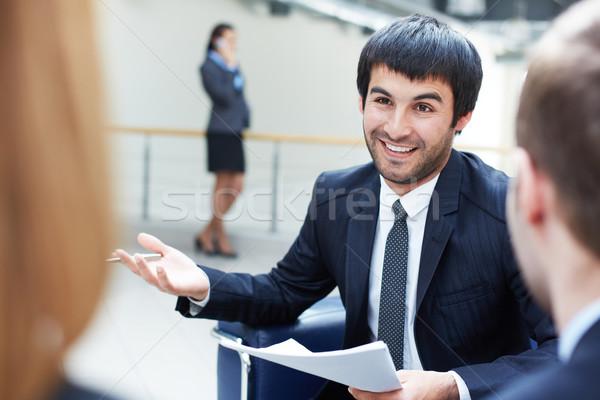 Business planning Stock photo © pressmaster