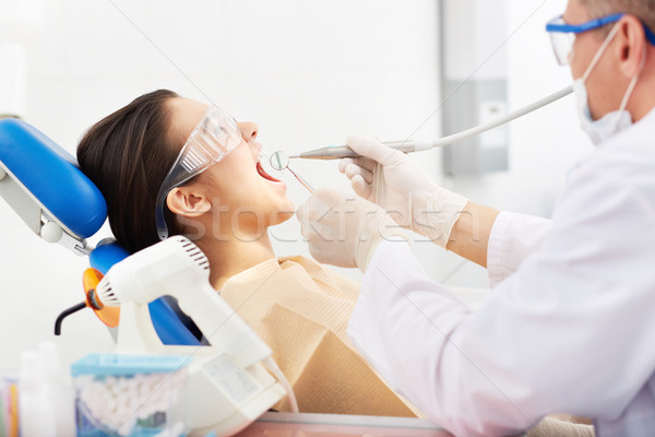 Dentistry Stock photo © pressmaster