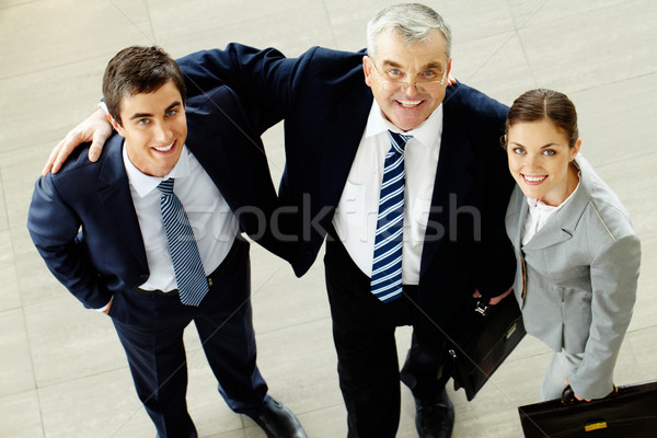 Succesful managers Stock photo © pressmaster