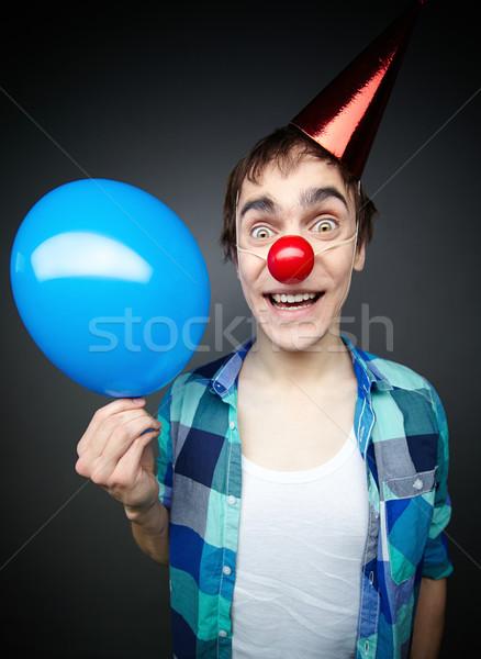 Balloon guy Stock photo © pressmaster