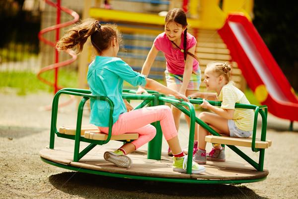Outdoor recreation Stock photo © pressmaster