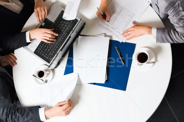 Separated job Stock photo © pressmaster