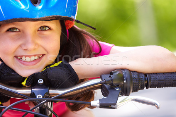 Cute athlete  Stock photo © pressmaster