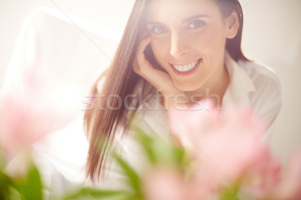 Charming woman Stock photo © pressmaster