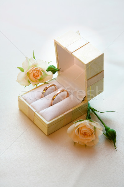 Stock photo: Rings