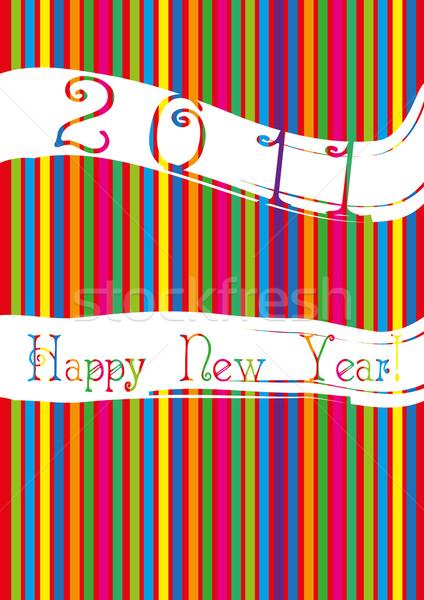 Happy New Year  Stock photo © pressmaster