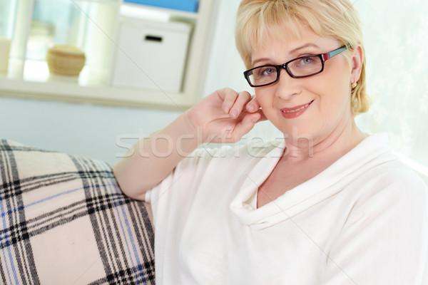Charming female Stock photo © pressmaster